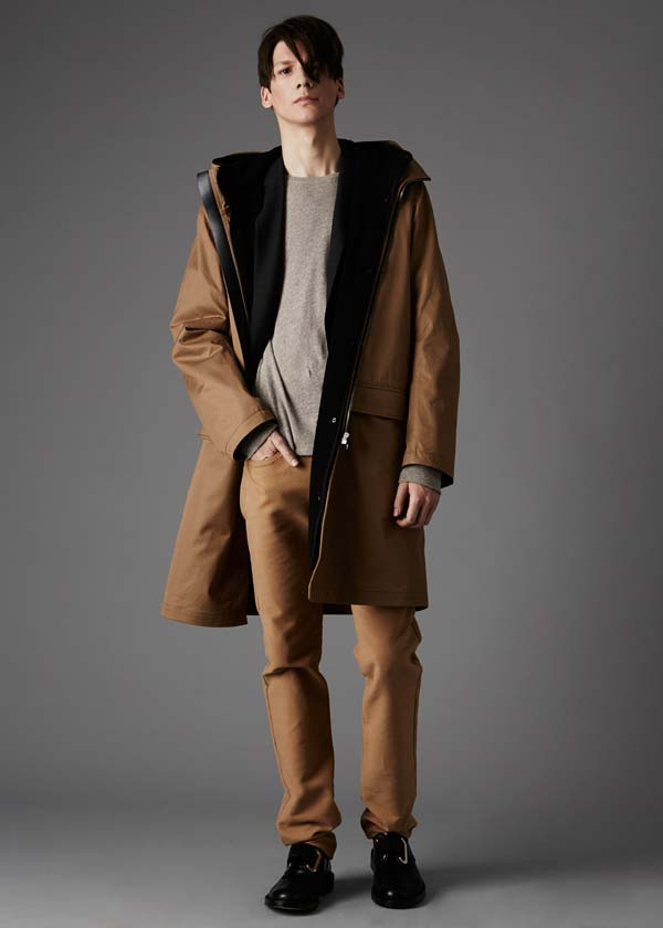 Nicole Farhi - Autumn Winter 2014 Men's Collection (2)