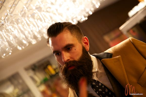 Ricki Hall - Beard & Male Model