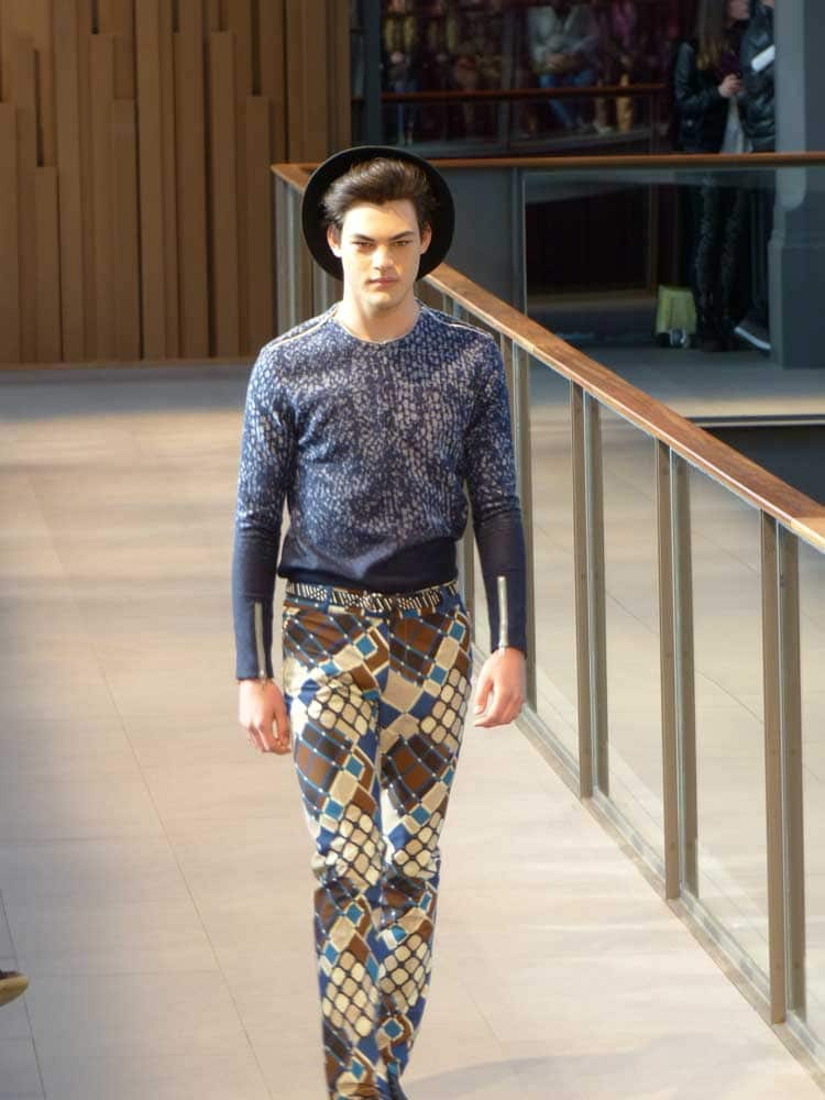 Selim de Somavilla - Autumn Winter 2014 Collection (1)