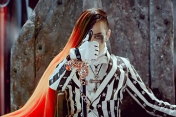 G Dragon - Punk Rock Singer