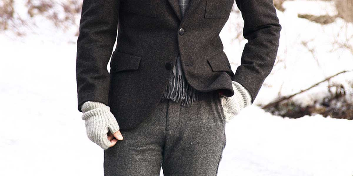 Suit Trousers for men
