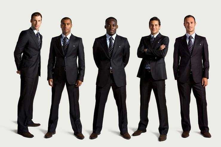 Five Top Reasons Why A Tailored Suit Is Better Than Ready Made Men Style Fashion