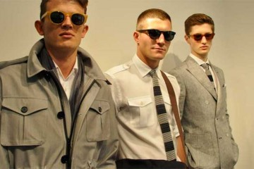 GIeves and hawkes 2014 Summer