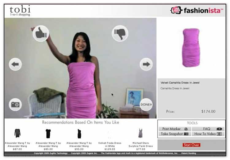 Virtual-Dressing-Room