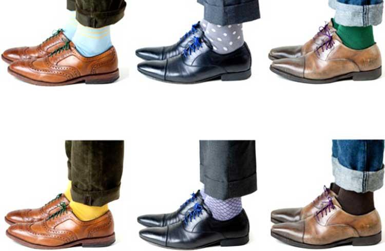 Shoe Laces - Step Into Colour - Men Style Fashion