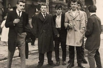 Teddy Boys -  (2)