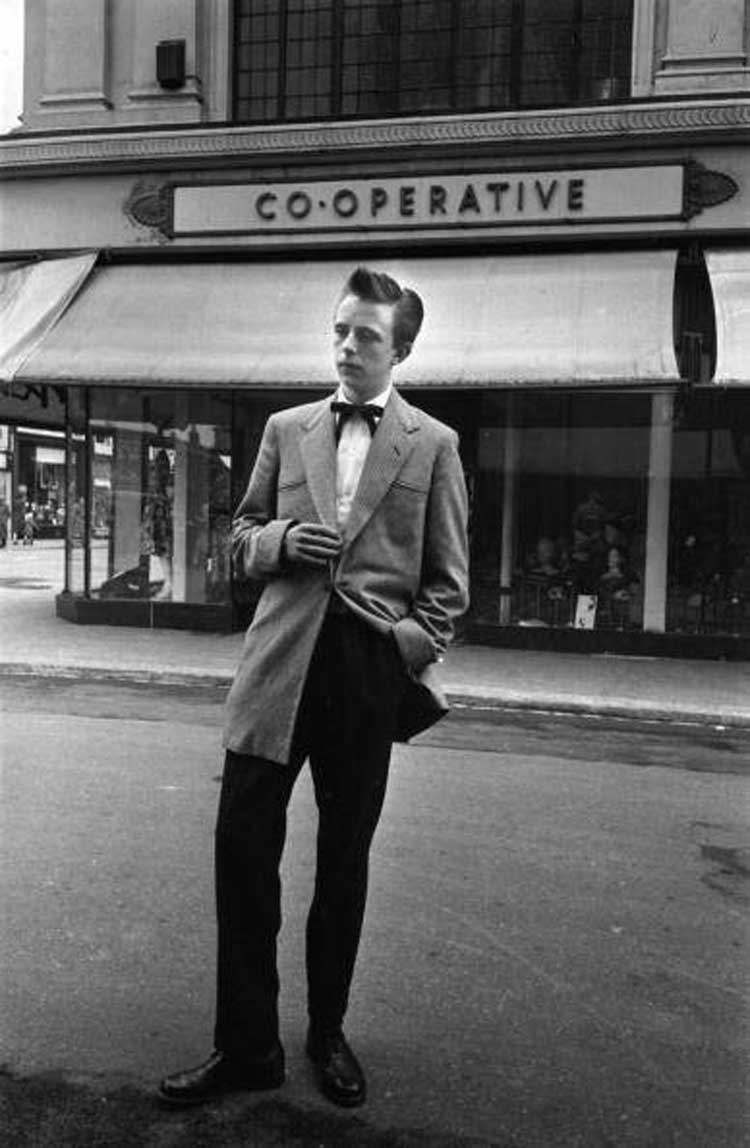 Teddy Boy Look How To Make It Work Men Style Fashion