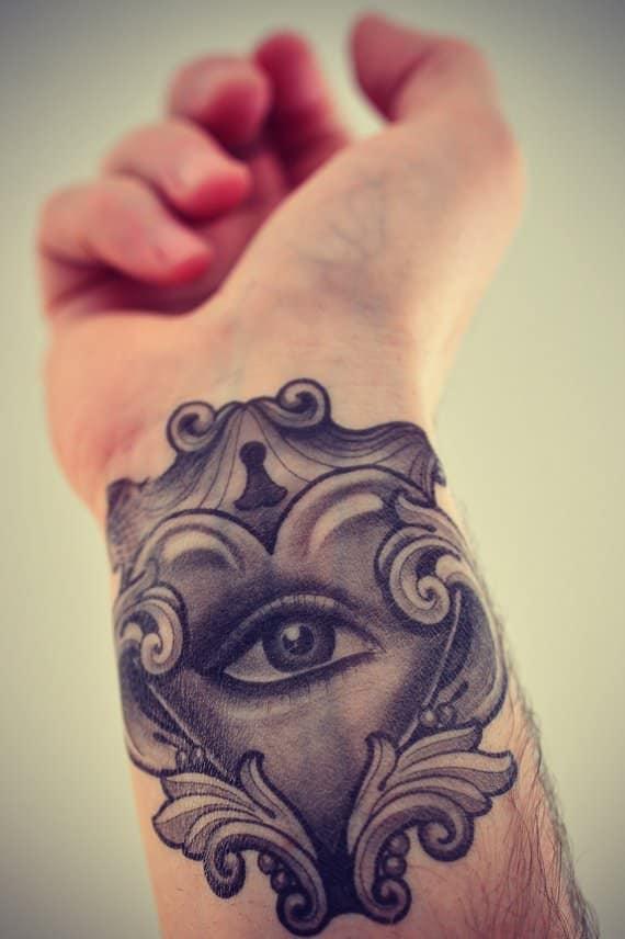 temp tattoo 2