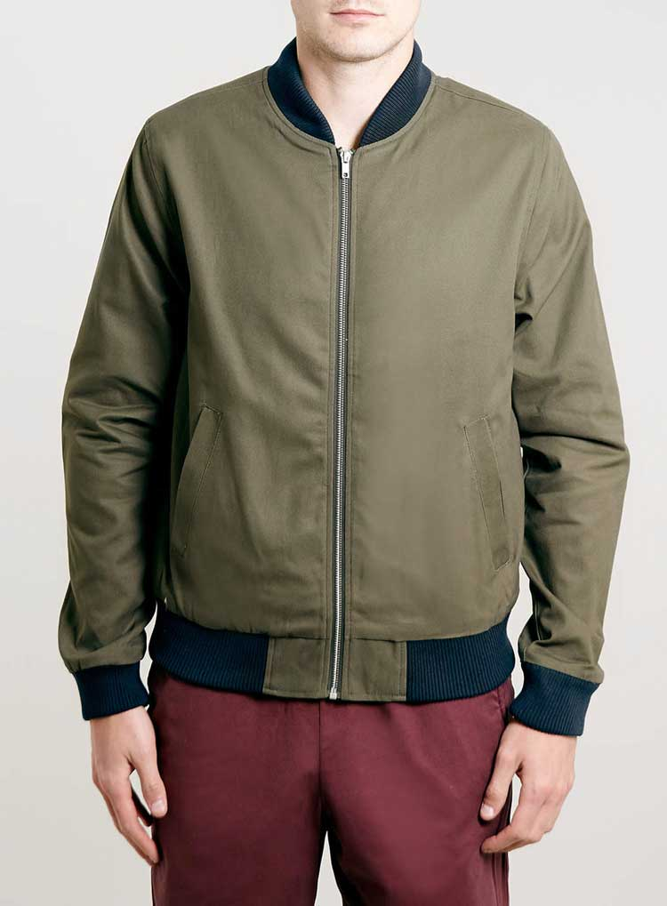 Bomber Jackets - For The TOPMAN - Men Style Fashion