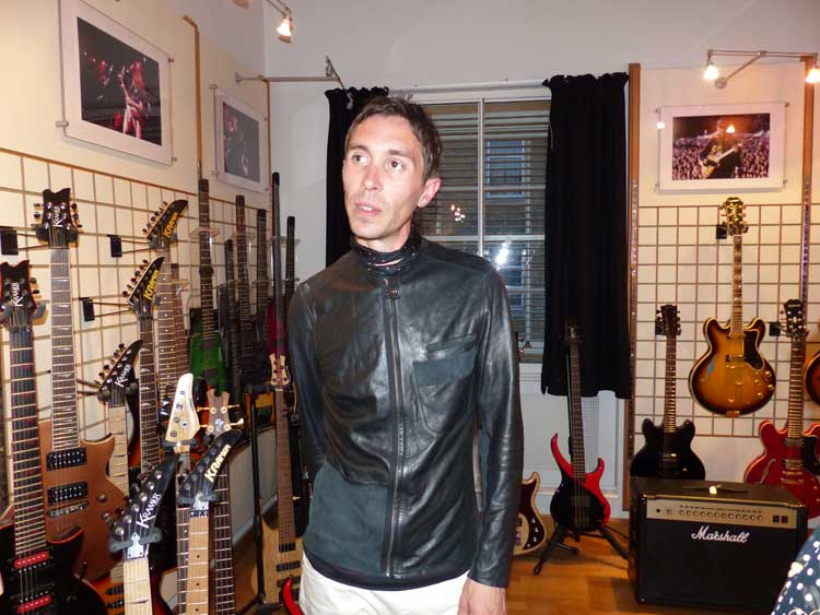 Liam Gallagher - Pretty Green  menswear label (1)