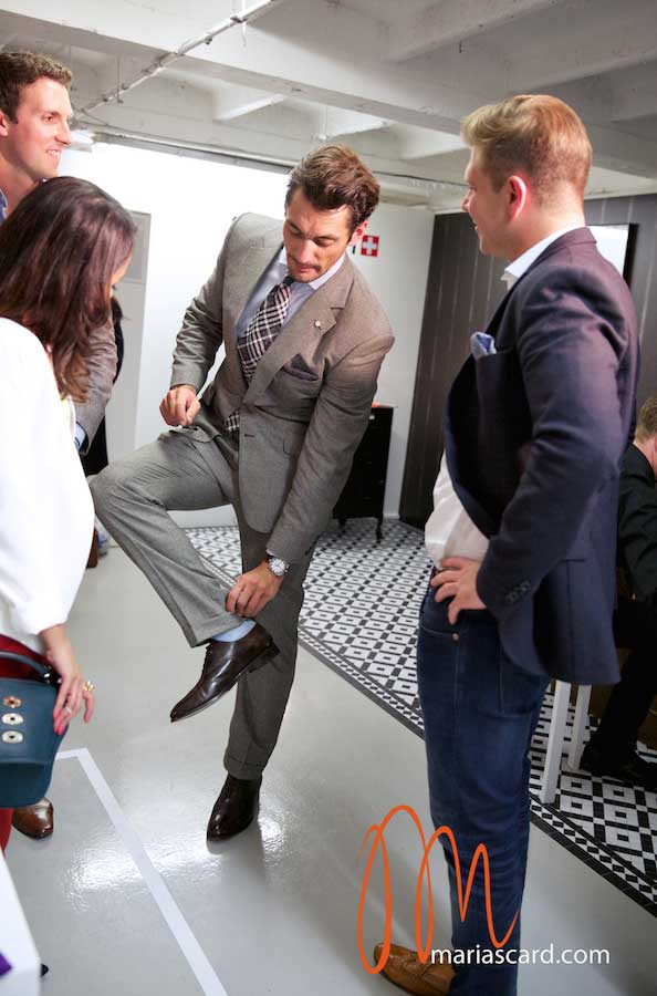 David Gandy - London Collections Men 2014 MenStyleFashion Maria Scard (1)