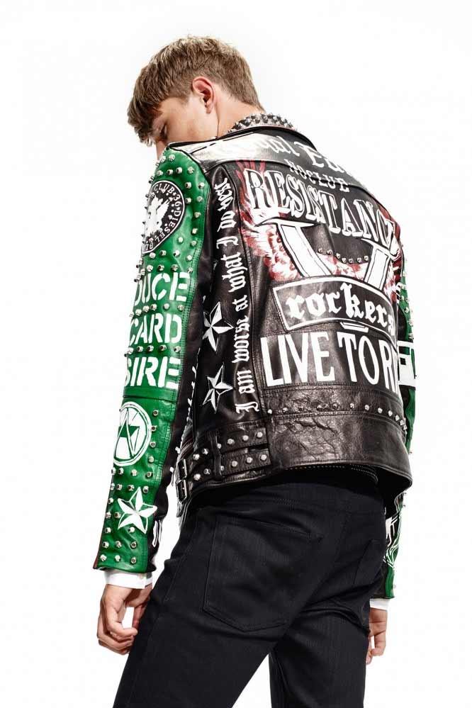 Style File Return Of The Rock Star Men Fashion