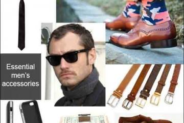 Essential Men's Accessories
