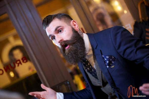 male grooming industry declines due to rise of beards men style fashion. Black Bedroom Furniture Sets. Home Design Ideas