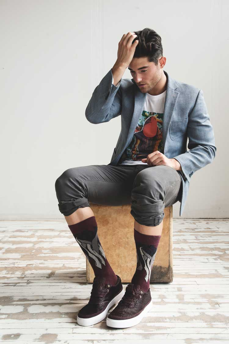 Socks for men by tunnel beat (1)