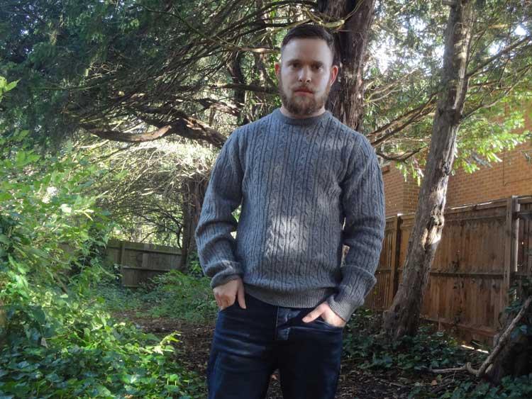 Brett Reynolds - Cerebral Palsy  (5)