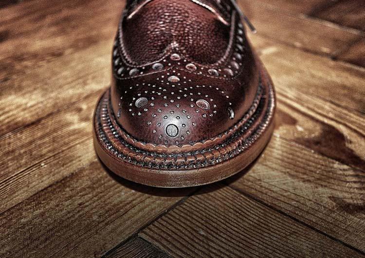 Grenson Triple Welt Mens Shoe Collection Men Style Fashion