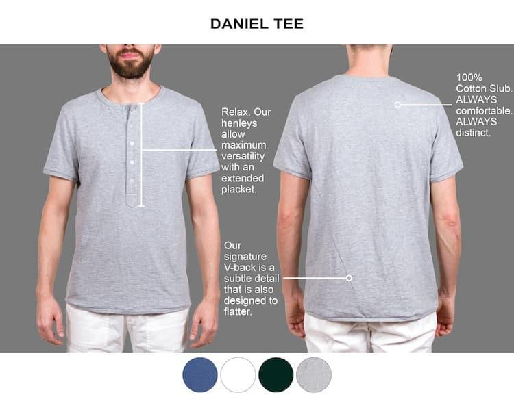 DANIEL TEE