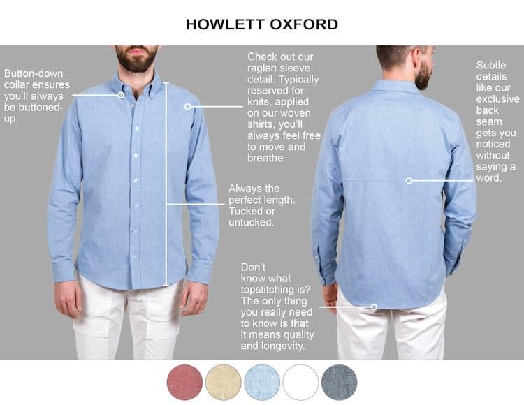 HOWLETT OXFORD