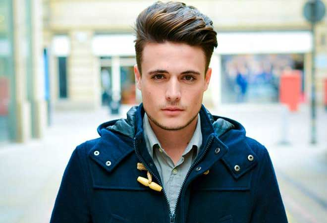 Hair Men Style Hairstyles Collection