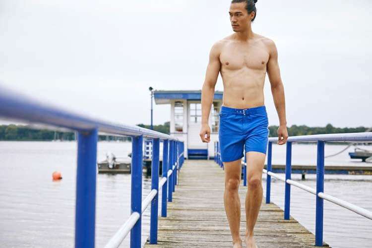 J-Lin-Swim-Kickstarter-blue-shorts