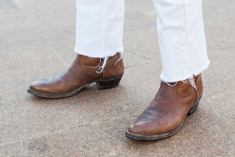 Cowboy Boots - Style Tips For The Brave Hearts - Men Style Fashion