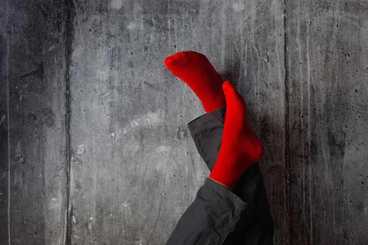 Calf Socks - How To Wear Them shutterstock (3)