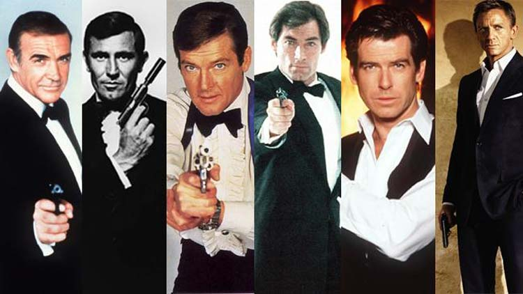 James-Bonds-over-the-years
