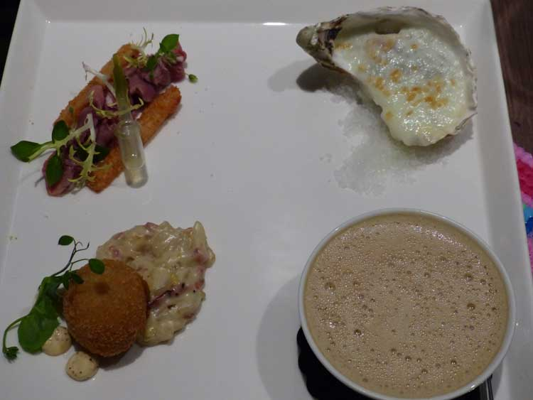 Carlton Ambassador Restaurant The Hague MenStyleFashion food review (10)