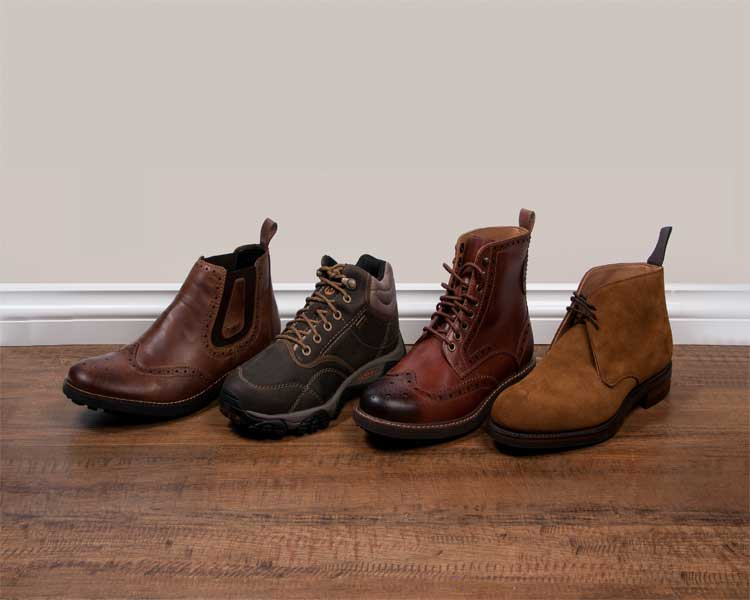 winter shoes 4 essential men s boot styles style