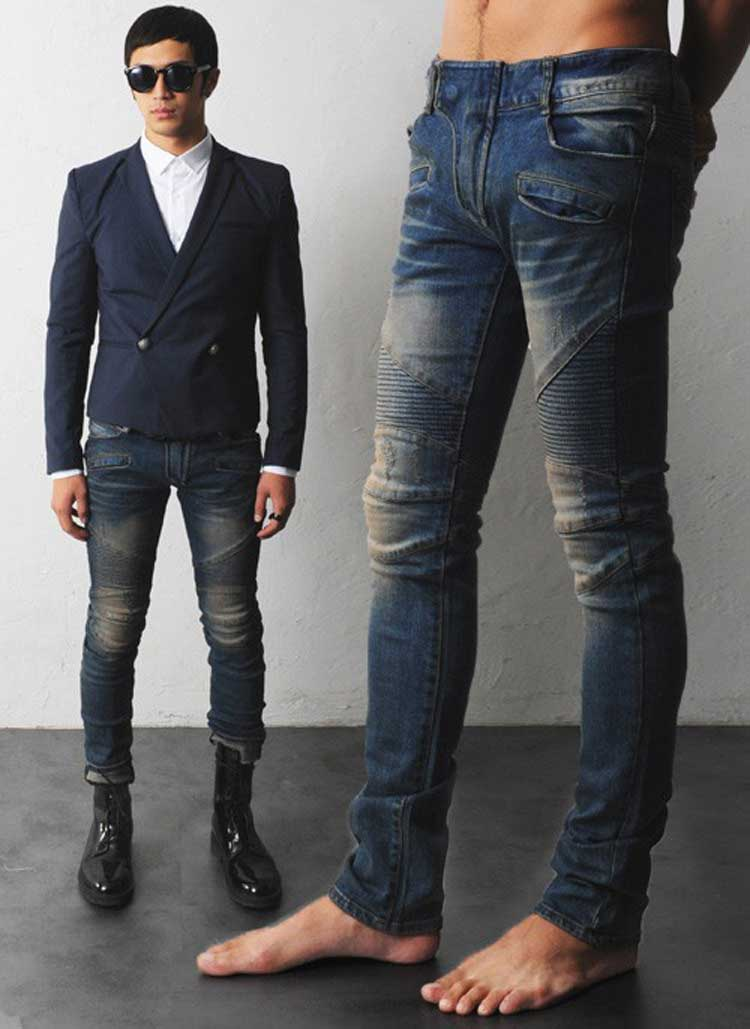Jeans - Five Pairs To Own In 2016 - Men Style Fashion