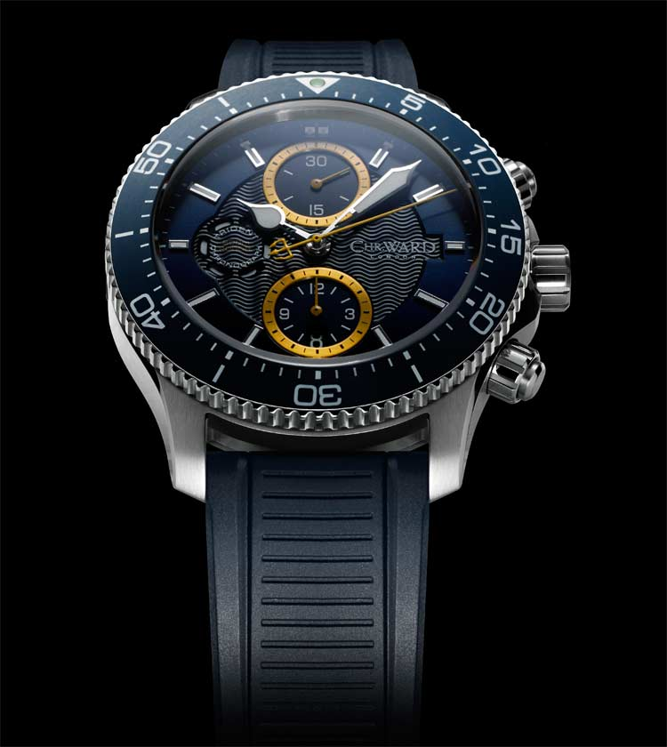 Christopher-Ward-C60-Trident-Chronograph-Rubber