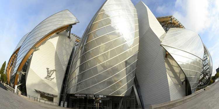 Louis Vuitton Foundation - $143 million Purpose Built Centre (1)
