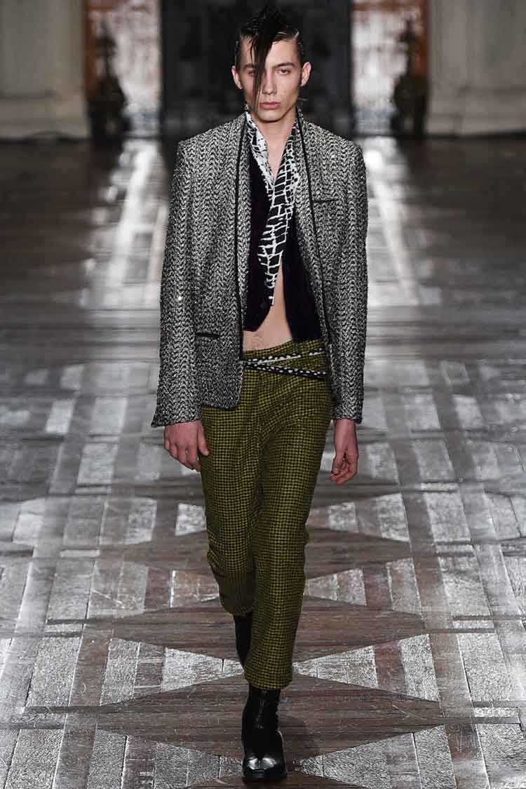 Haider Ackermann Paris Fashion Week 2016 (1)