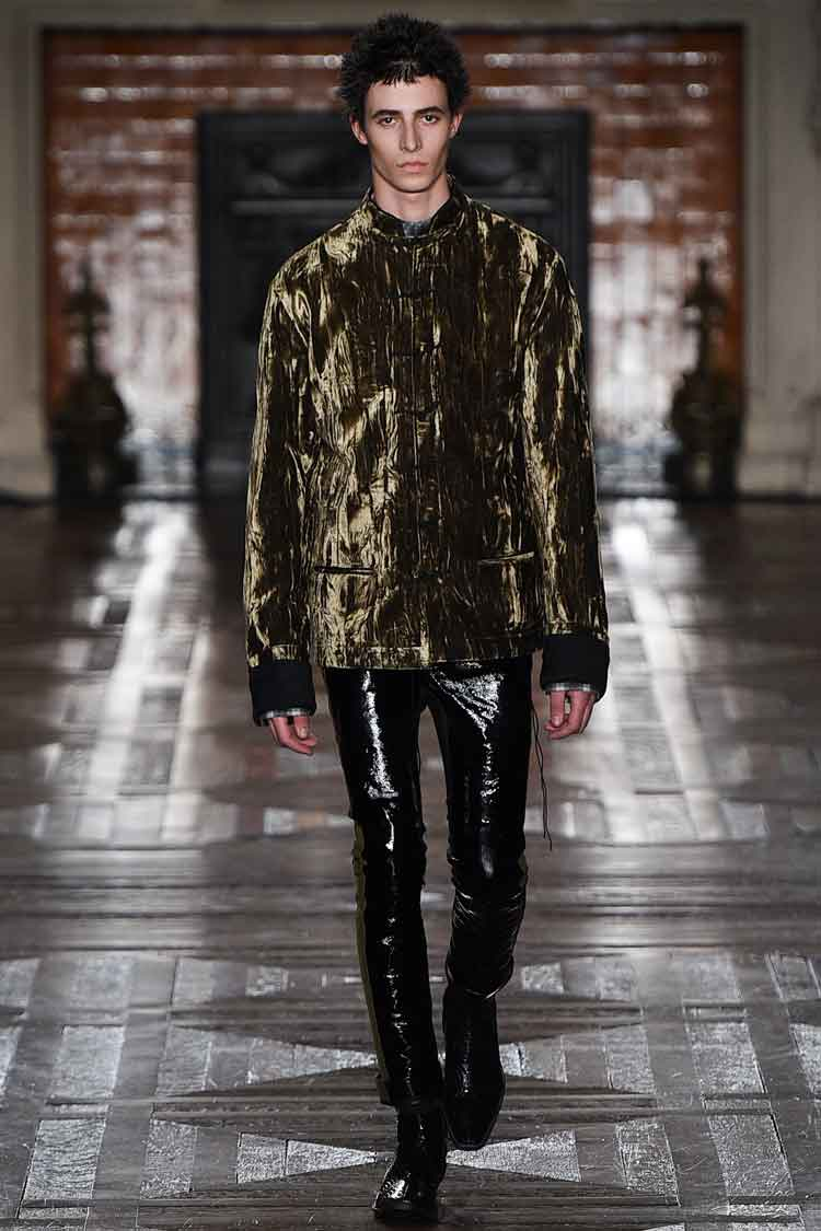 Haider Ackermann Paris Fashion Week 2016 (3)