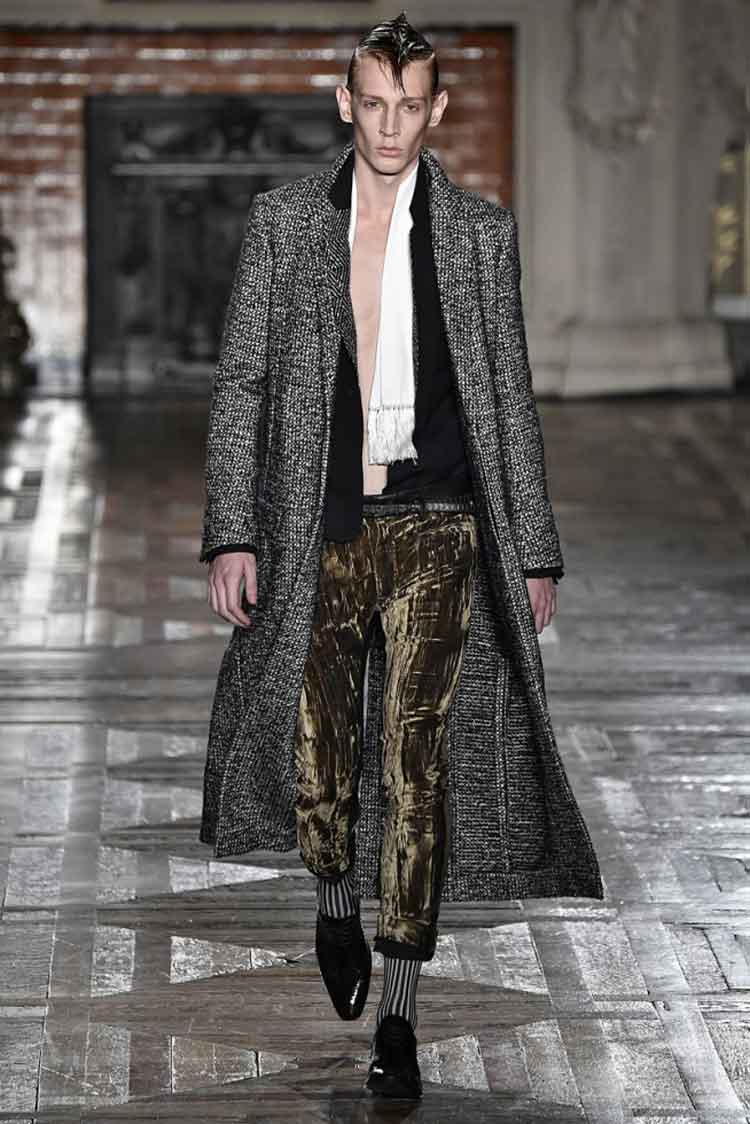 Haider Ackermann Paris Fashion Week 2016 (4)