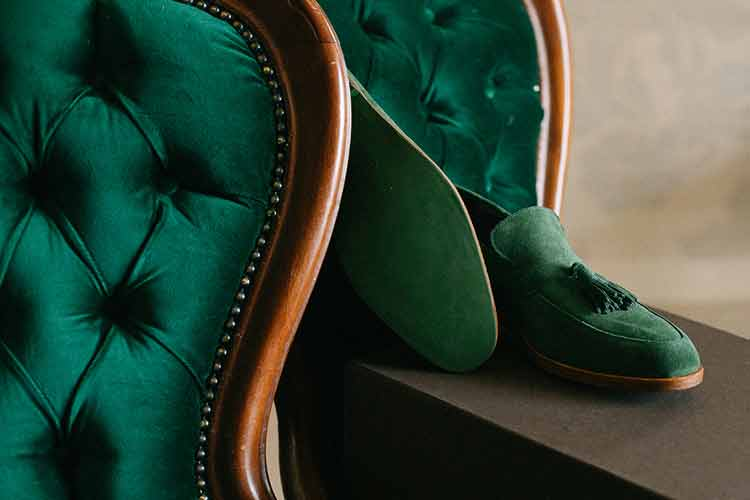 Green loafers - MenStyleFashion Shoes (3)