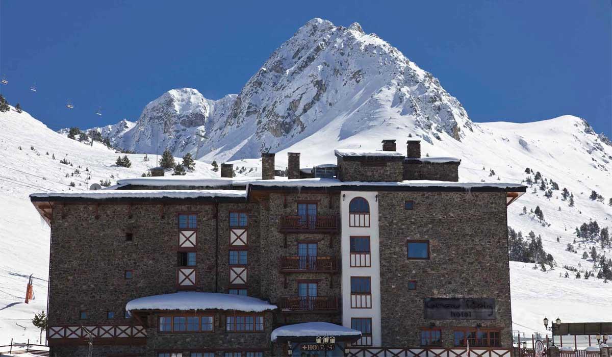 Grau roig Andorra  City new picture : Andorra Grau Roig Boutique Hotel & Spa Men Style Fashion