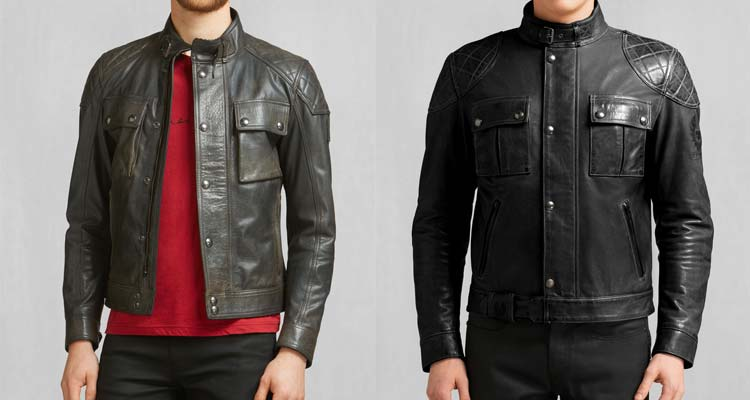 belstaff outlaw motorcycle jacket