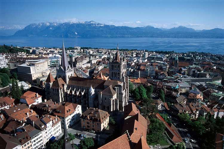 Lausanne-switzerland