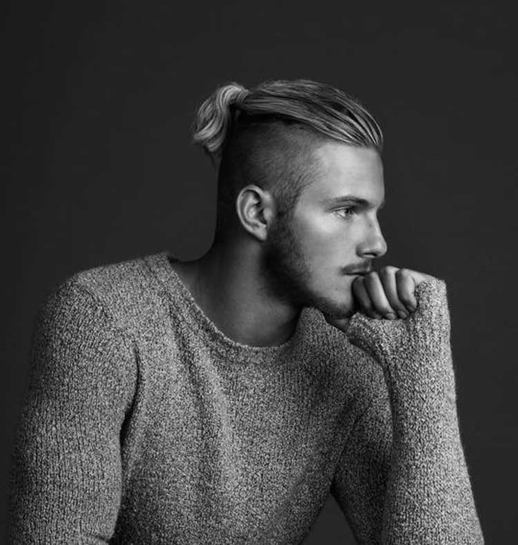 Five Football Hairstyles For Summer Men Style Fashion - Gareth bale hairstyle man bun