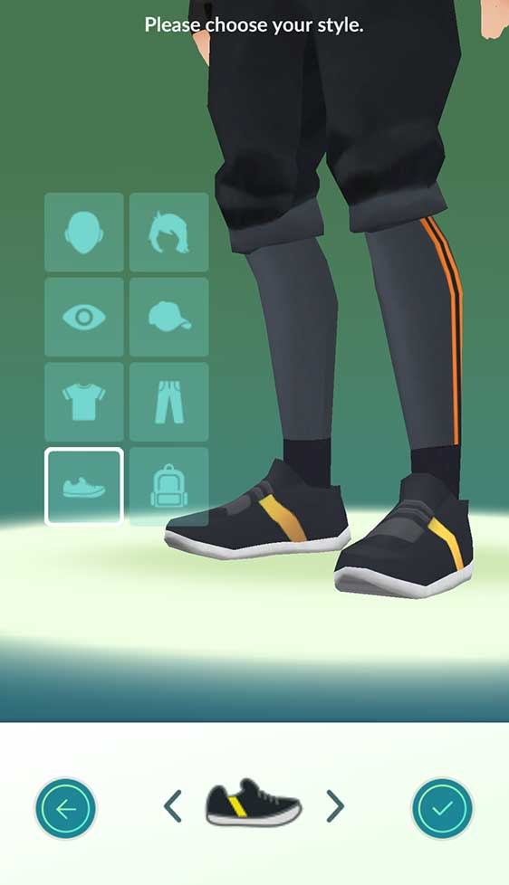 Pokemon Go! Shoes