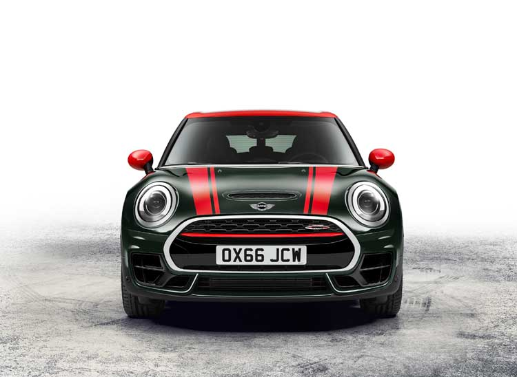 new mini john cooper works clubman launched   men style