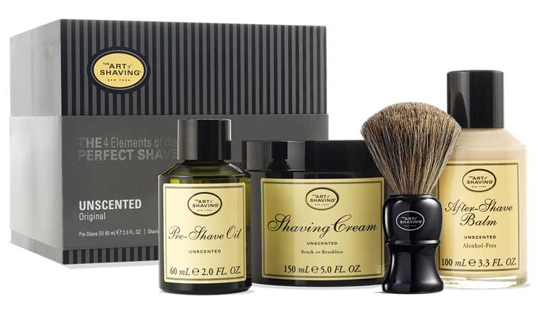 luxury-shaving-set