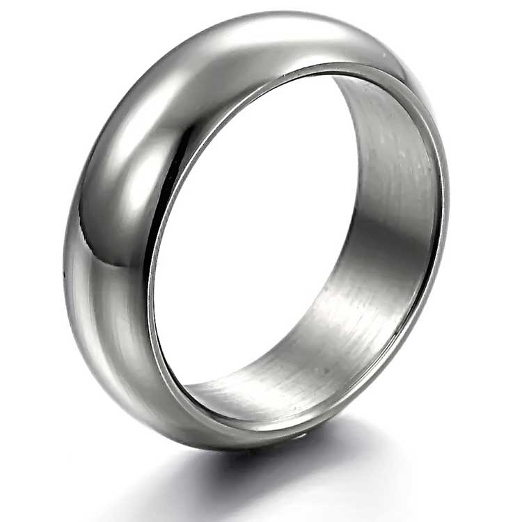 Wedding Bands Some Popular Metal Choices Men Style Fashion