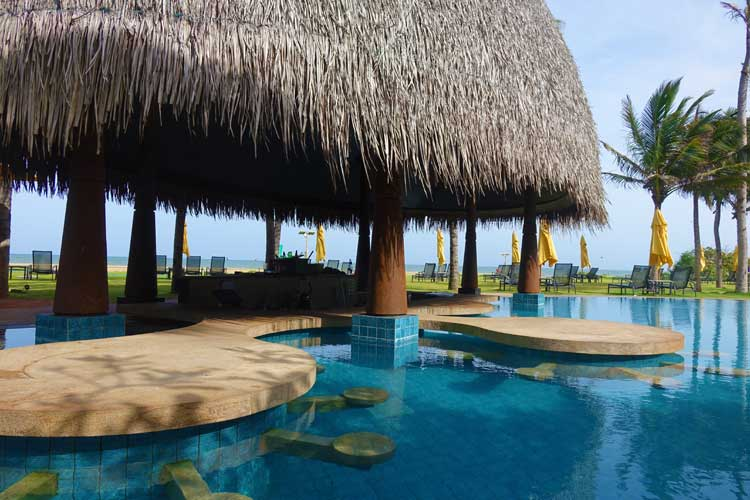 Heritance Negombo Sri Lanka hotel review - Swimming pool