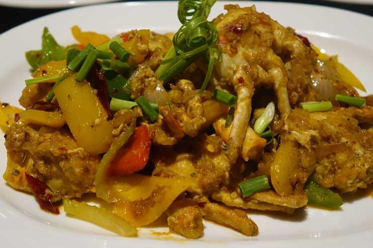 Jetwing Lake Hotel Dambula Sri Lanka Review - Chinese restaurant