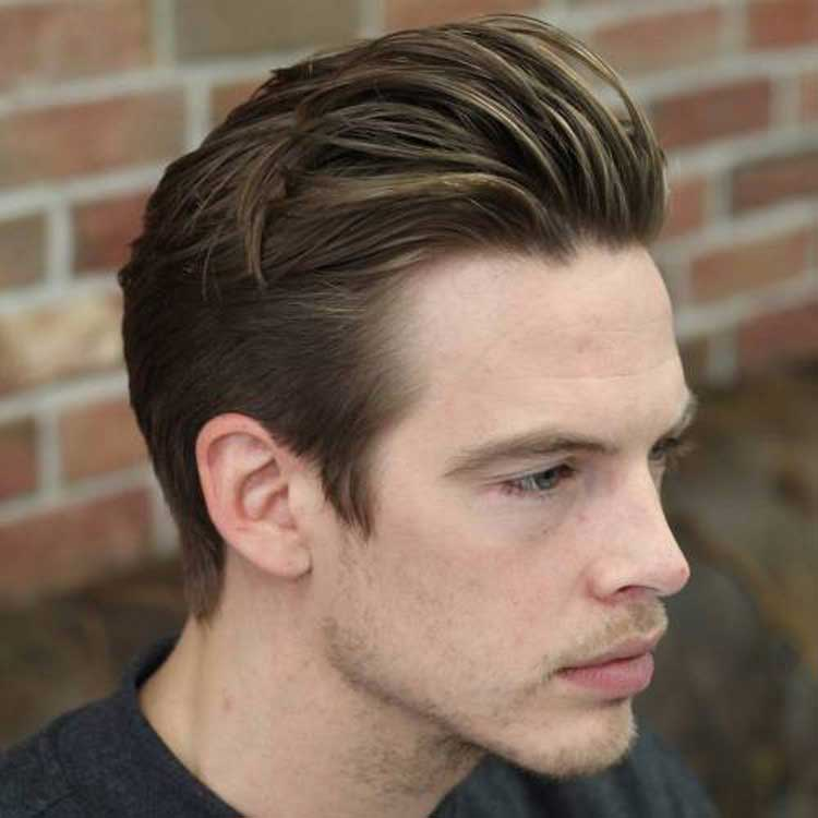 5 New Hairstyles For Men In 2017 Men Style Fashion