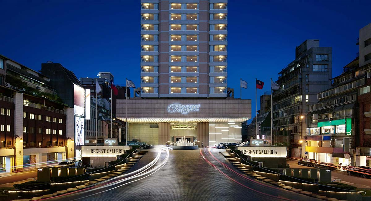 Regent Taipei Luxury Hotel And Shopping Destination