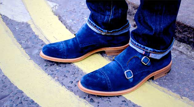 db2604d7f316 Double Monk Strap Shoes - Trend for 2012 - Men Style Fashion